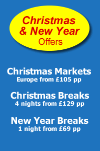 Christmas and New Year Breaks