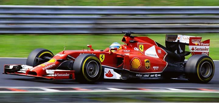 Formula 1 Breaks