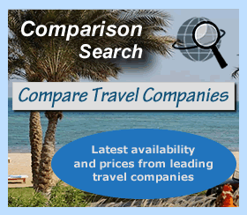 Holiday Comparison Search