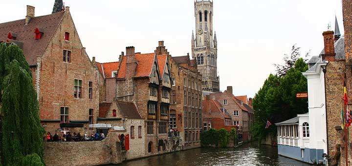 Bruges Mini Cruise Breaks