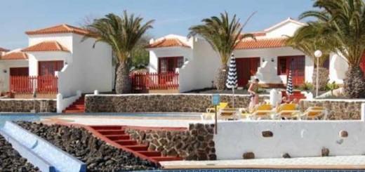 Fuerteventura - Castillo Beach Park