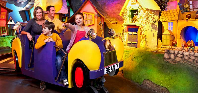 Cadbury World Tickets & Hotel Packages