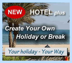 Create your own holiday or short break
