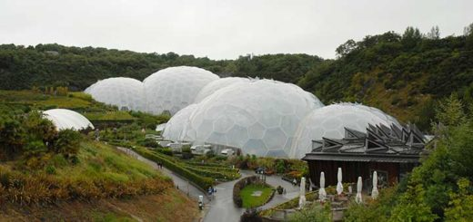 Eden Project Short Breaks