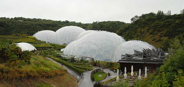 Eden Project Packages