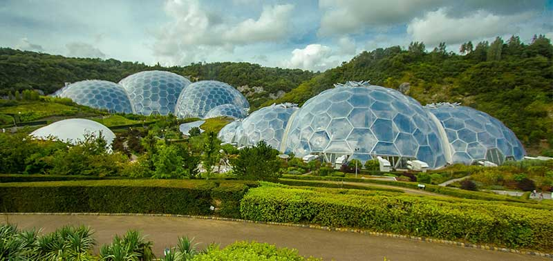 Eden Project Tickets & Hotel Packages