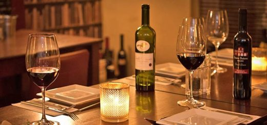 Hotel wine and dine offer
