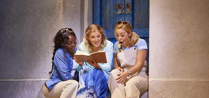 Mamma Mia Theatre Break