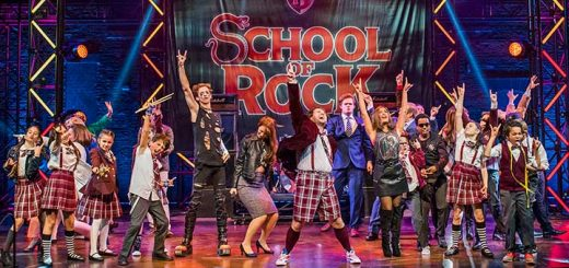 School of Rock Theatre Break