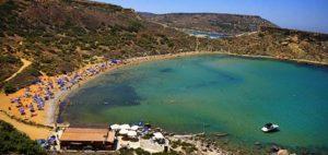 Ghajn_Tuffieha_Bay_Malta
