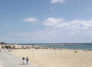 Olympic Beach, Barcelona