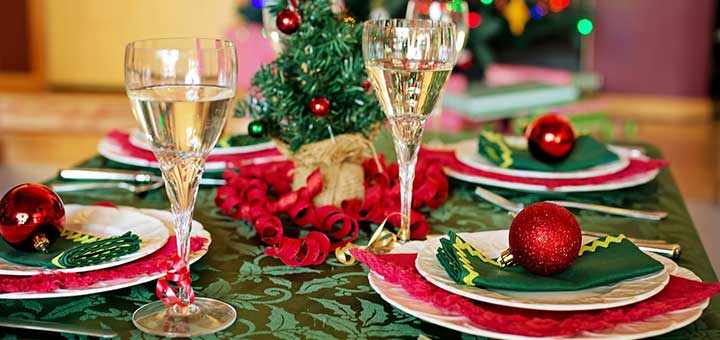 Christmas & New Year Breaks