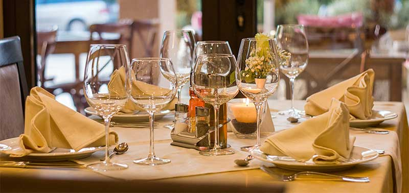 Hotel and Dinner Deals