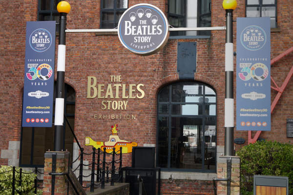 Ticket & Hotel Packages - Beatles Exhibition Liverpool
