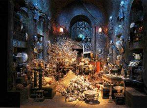 Gringotts Vault