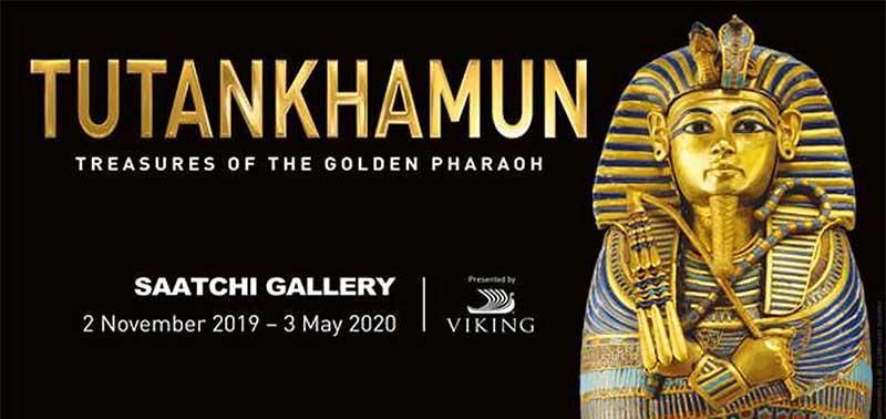 Tutankhamun London Tickets & Hotel