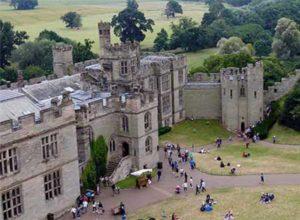 Warwick Castle & Hotel Package Deals