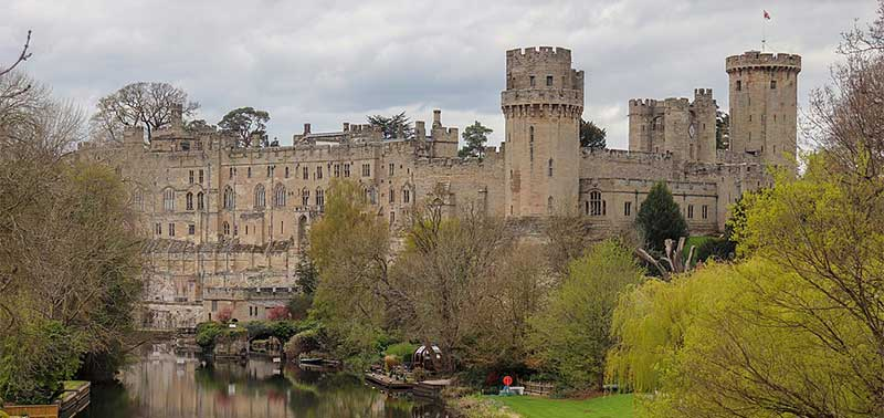 Warwick Castle Tickets & Hotel Package