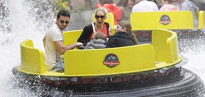 Alton Towers & Hotel Packages