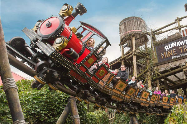 Alton Towers Tickets & Hotel Package Deals