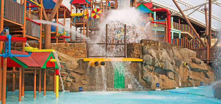 Alton Towers Waterpark Tickets & Hotel Package Deals