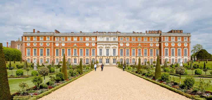 Hanpton Court Palace Tickets