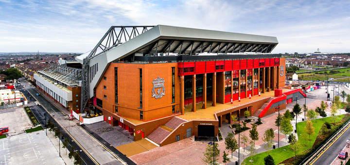 Liverpool Football Club - Stadium Tour & Museum Tickets